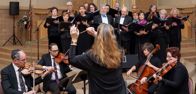 Colorado Hebrew Chorale with Colorado Chamber Players
