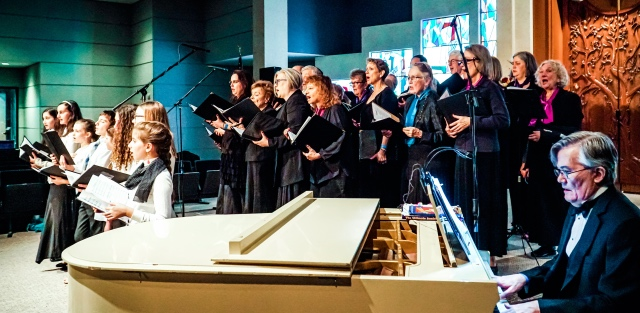 The Colorado Hebrew Chorale with Gesher Youth Chorale